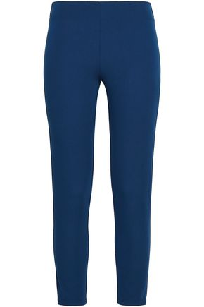 JOSEPH Nitro cropped stretch-cotton twill skinny pants
