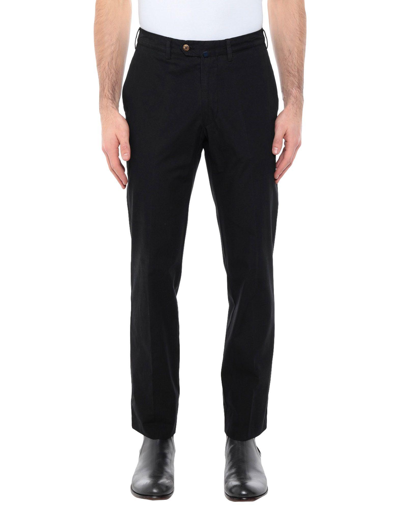 GERMANO Повседневные брюки брюки и капр