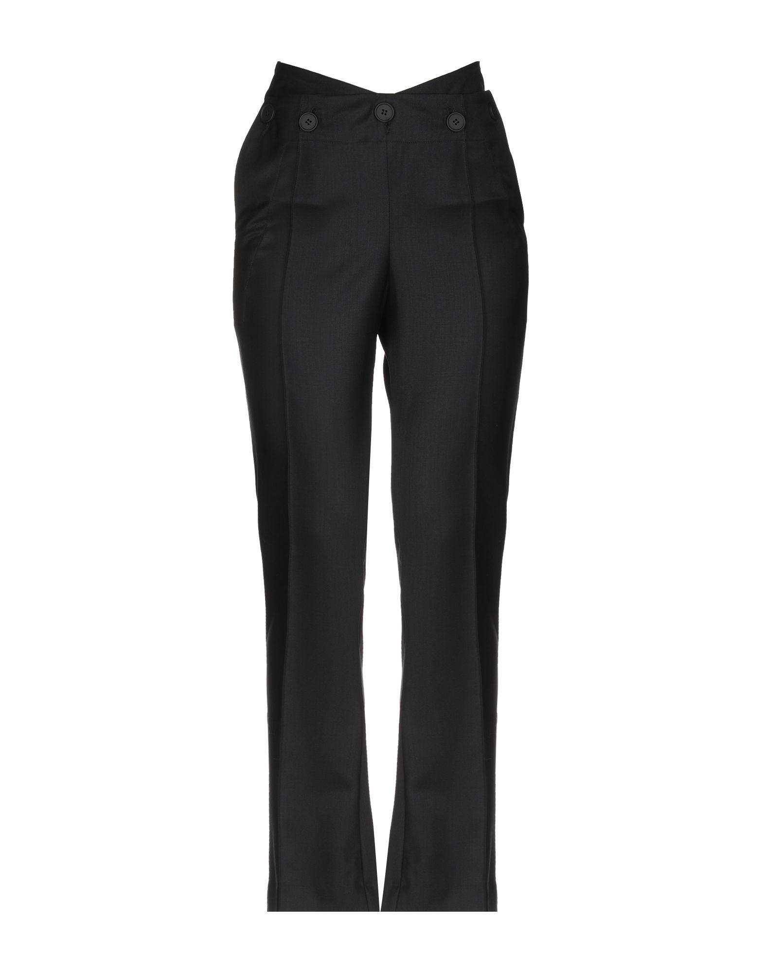 EUDON CHOI Повседневные брюки цена 2017