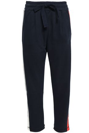 CHINTI AND PARKER Cotton-jersey tapered pants