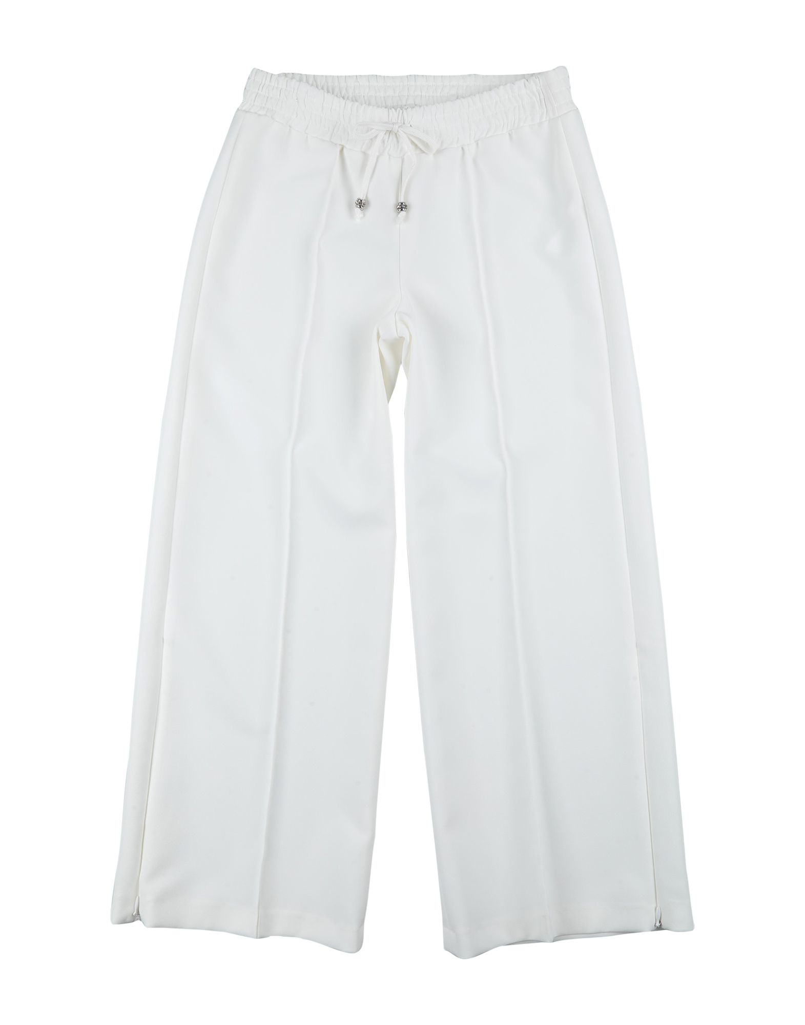 Elsy Kids' Casual Pants In White