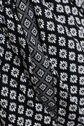 JOIE Hajar printed tapered pants