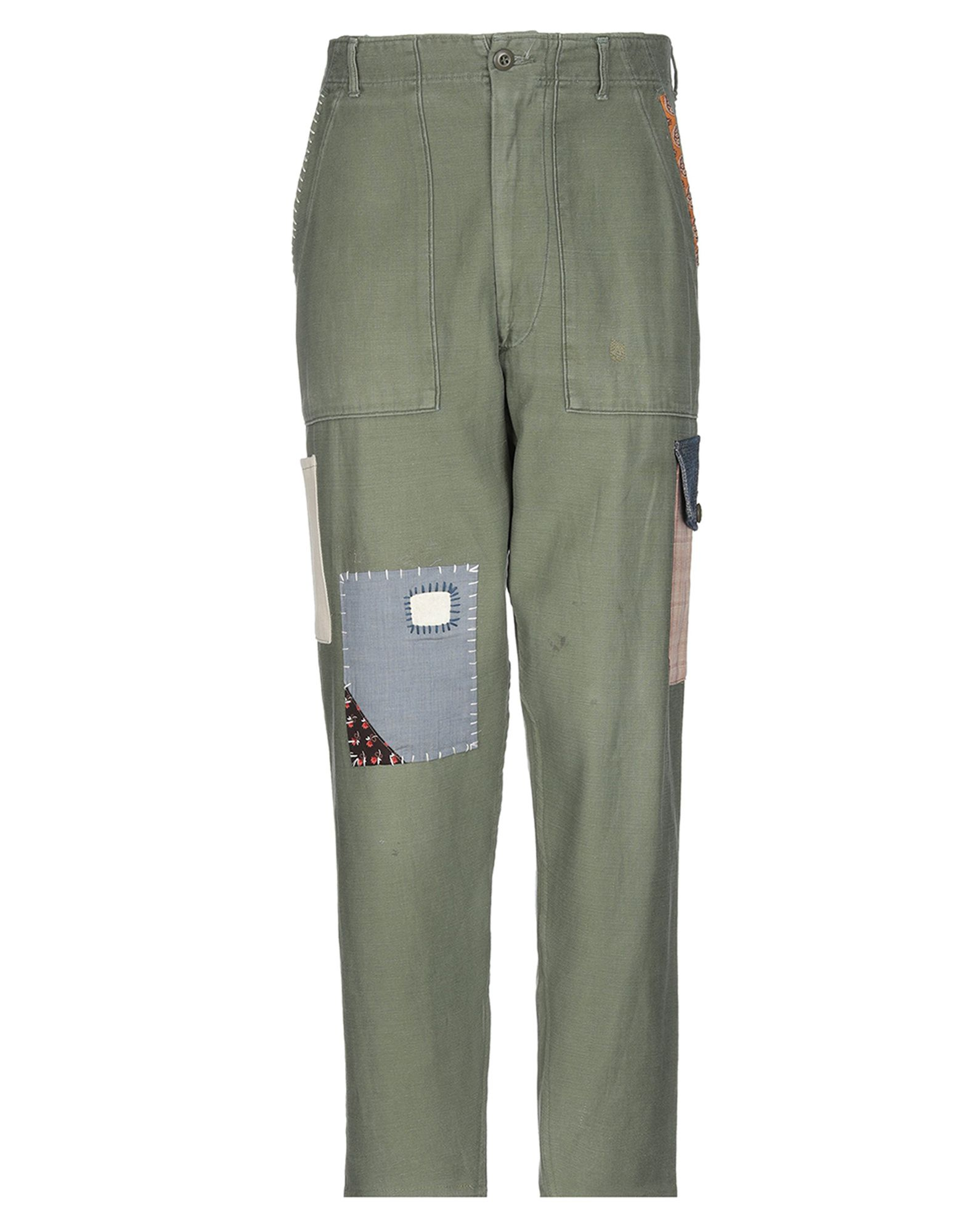 ATELIER & REPAIRS Повседневные брюки цена 2017