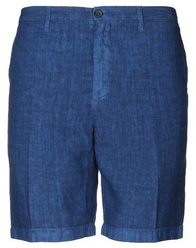 Фото - Мужские бермуды 120% синего цвета