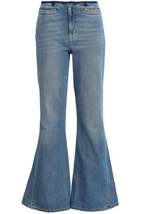 M.I.H JEANS High-rise flared jeans