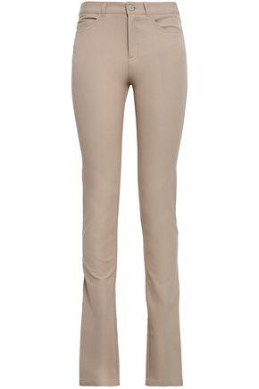 JOSEPH Stretch-gabardine slim-leg pants