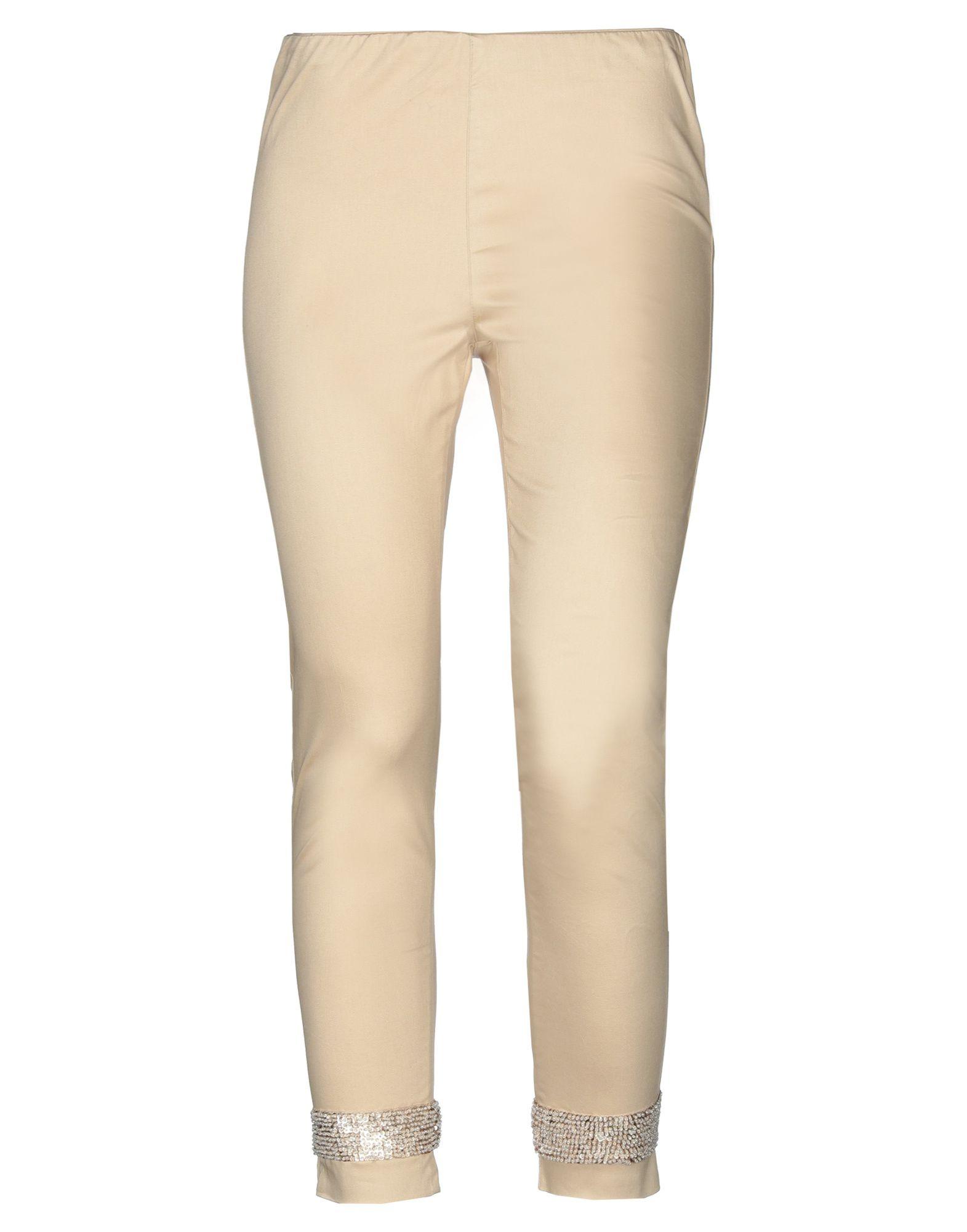 NO SECRETS Повседневные брюки no 21 голубые брюки из хлопка