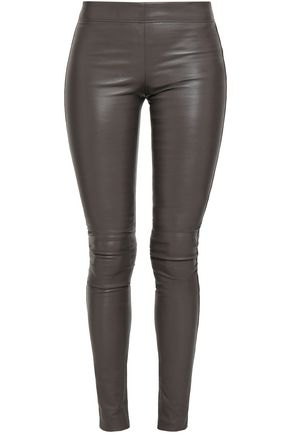 JOSEPH Leather leggings