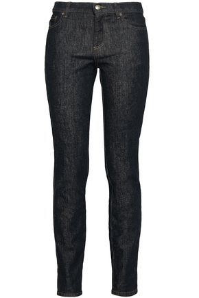 REDValentino Mid-rise slim-leg jeans