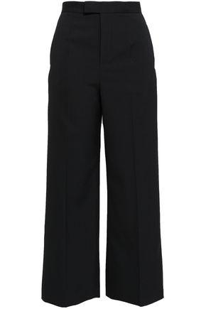 REDValentino Twill wide-leg pants