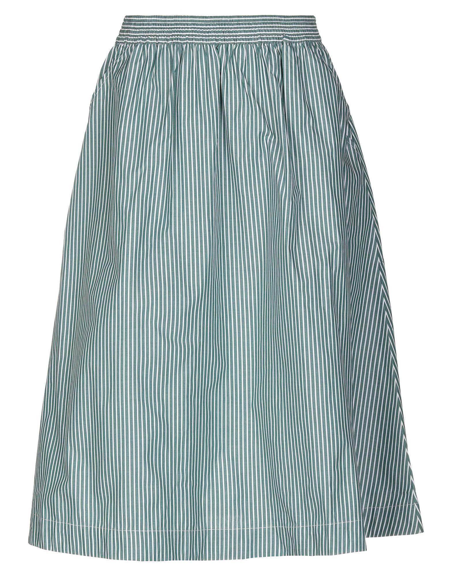 《セール開催中》LIBERTINE-LIBERTINE レディース 7分丈スカート ビタミングリーン XS コットン 100%