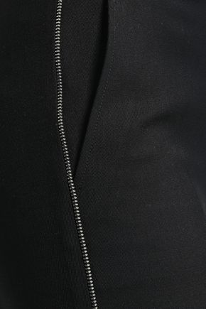 HELMUT LANG Stretch-wool twill straight-leg pants