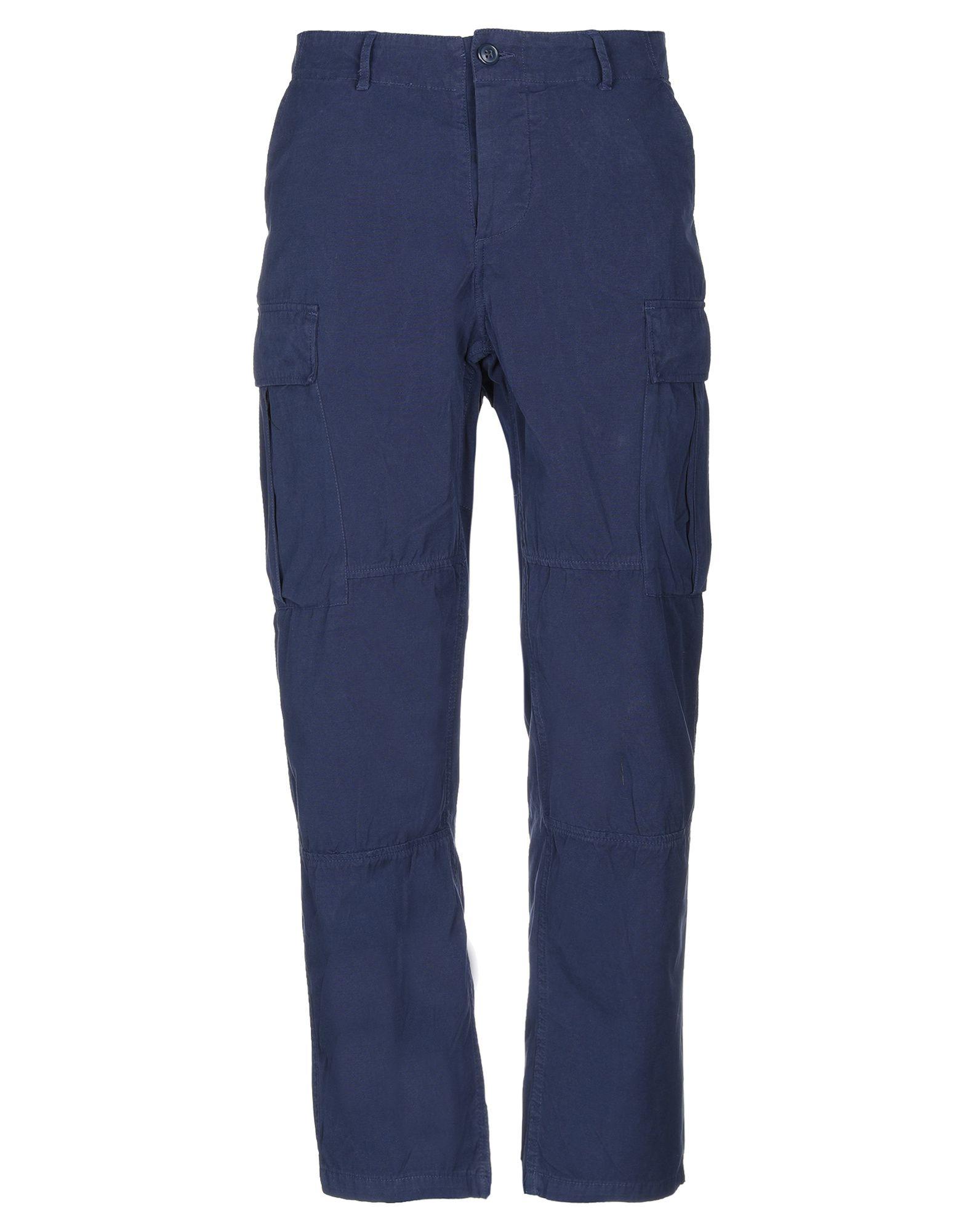 《送料無料》PENFIELD メンズ パンツ ダークブルー S コットン 100%