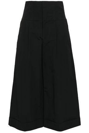 REDValentino Cotton-blend culottes