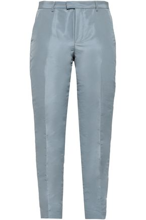 REDValentino Faille tapered pants