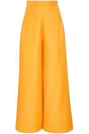 PAPER London Lear gazar wide-leg pants