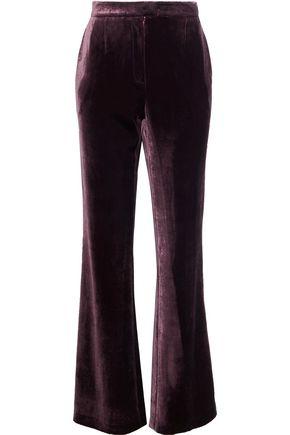 MAGDA BUTRYM Santiago velvet wide-leg pants