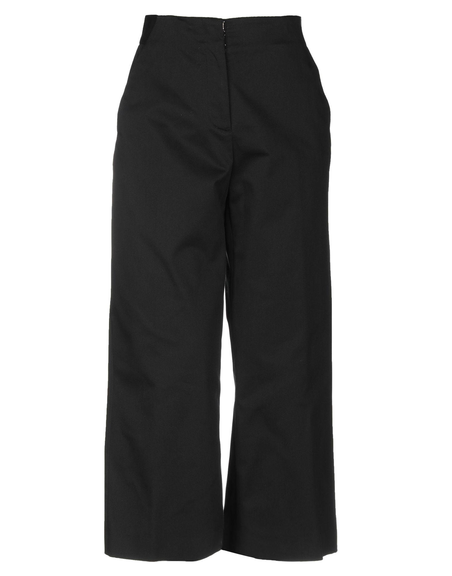 VERSACE Брюки-капри спортивные брюки versace брюки стрейч