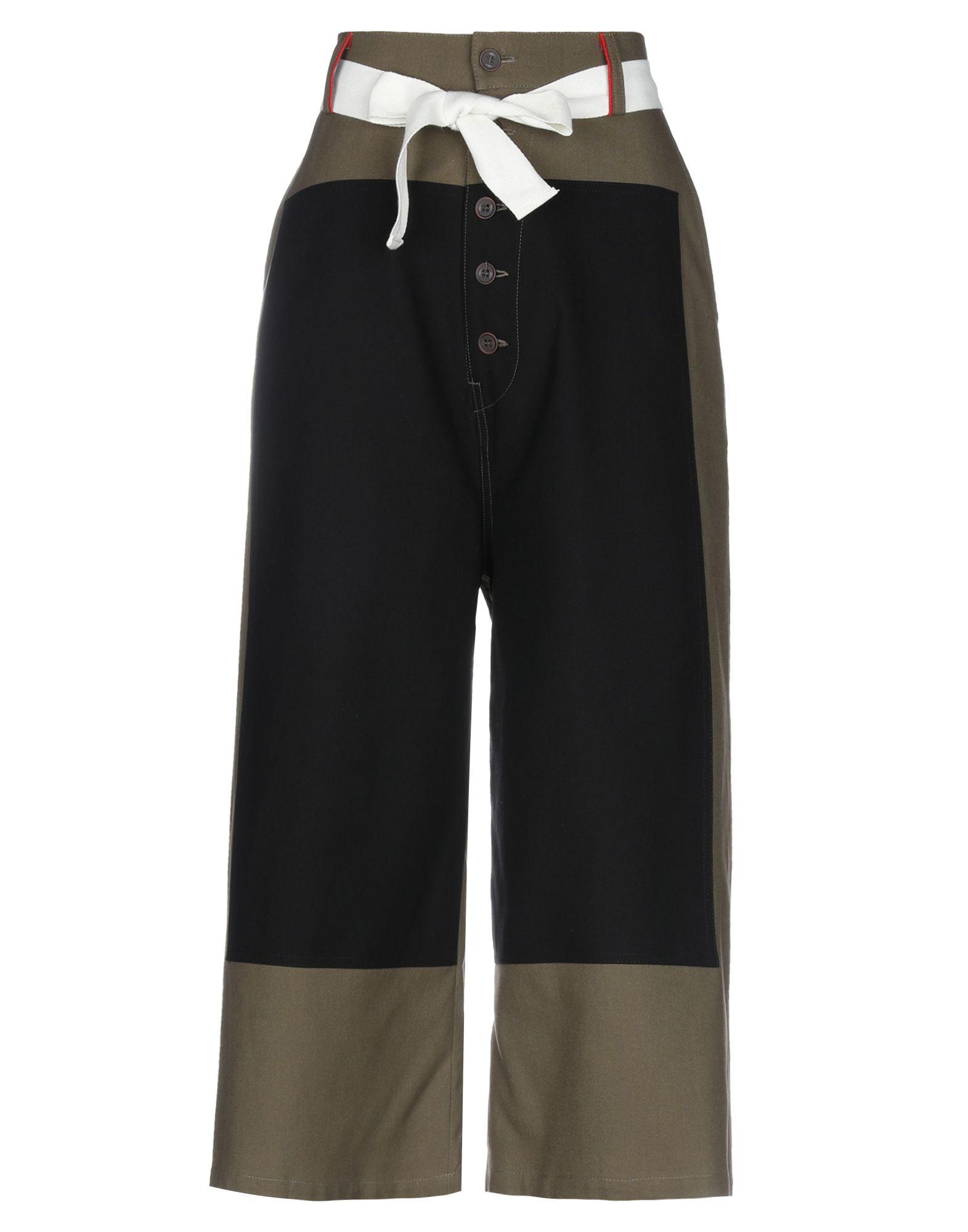 ALYSI Повседневные брюки alysi брюки капри