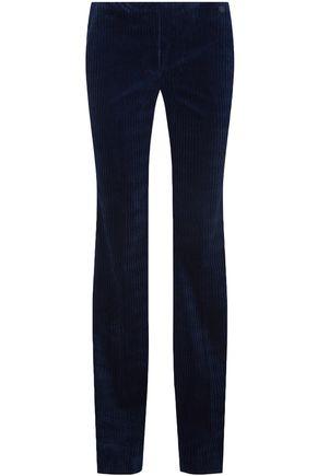 THEORY Demitria stretch-cotton corduroy bootcut pants