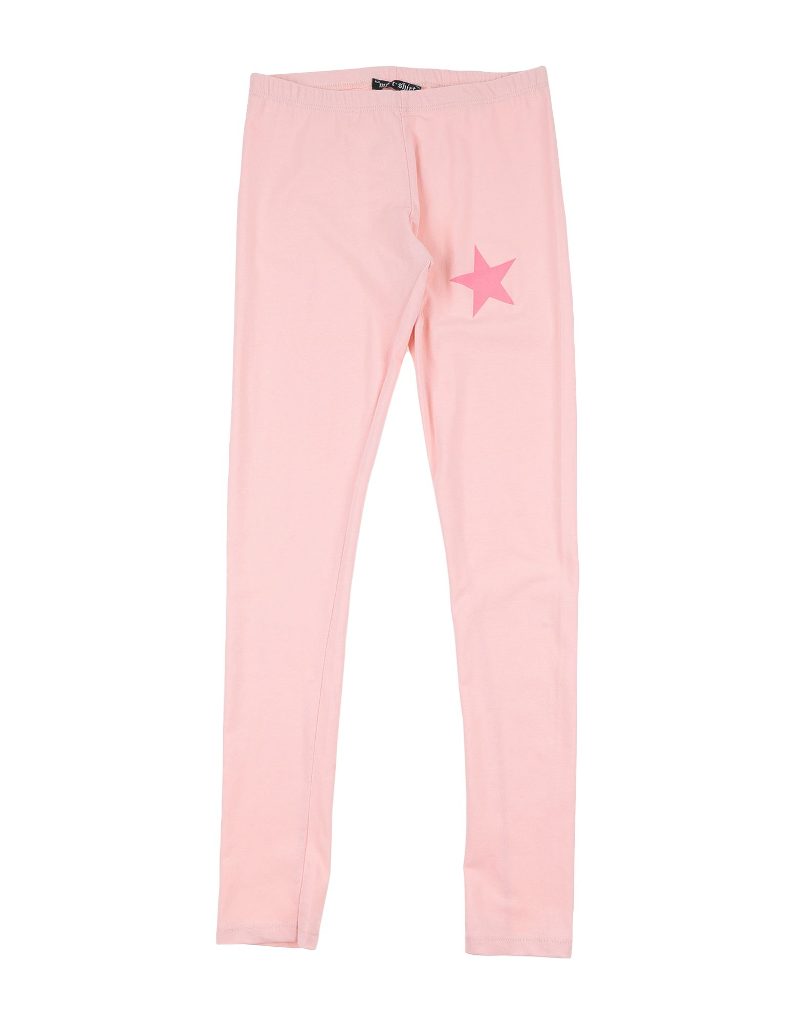 My T-shirt Kids' Leggings In Pink