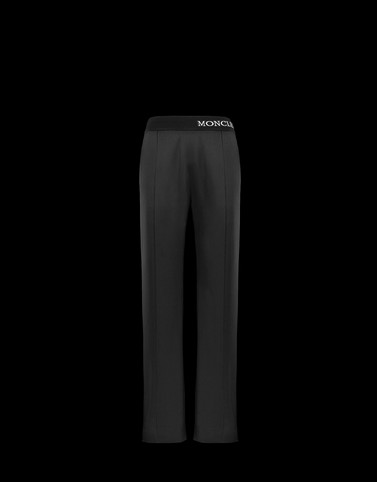 CASUAL TROUSER Black Category Casual trousers