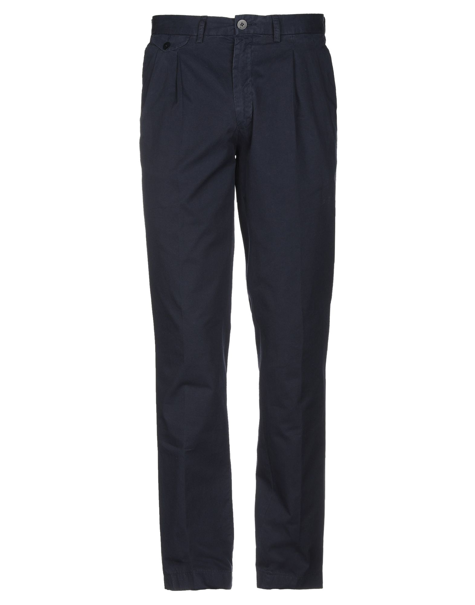 《期間限定セール中》LA PAZ メンズ パンツ ダークブルー S コットン 100%