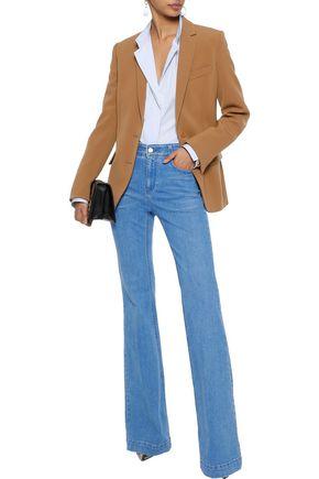STELLA McCARTNEY High-rise flared jeans