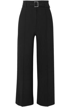 VERONICA BEARD Stretch-crepe culottes