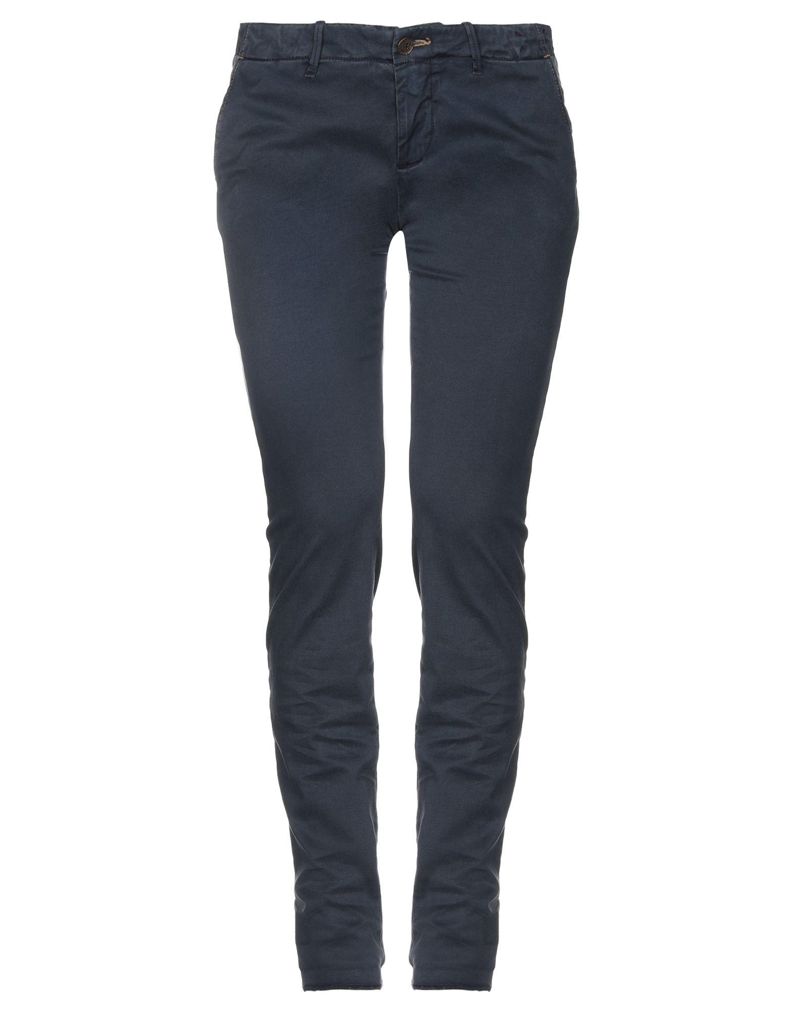 MAISON CLOCHARD Повседневные брюки брюки и капр