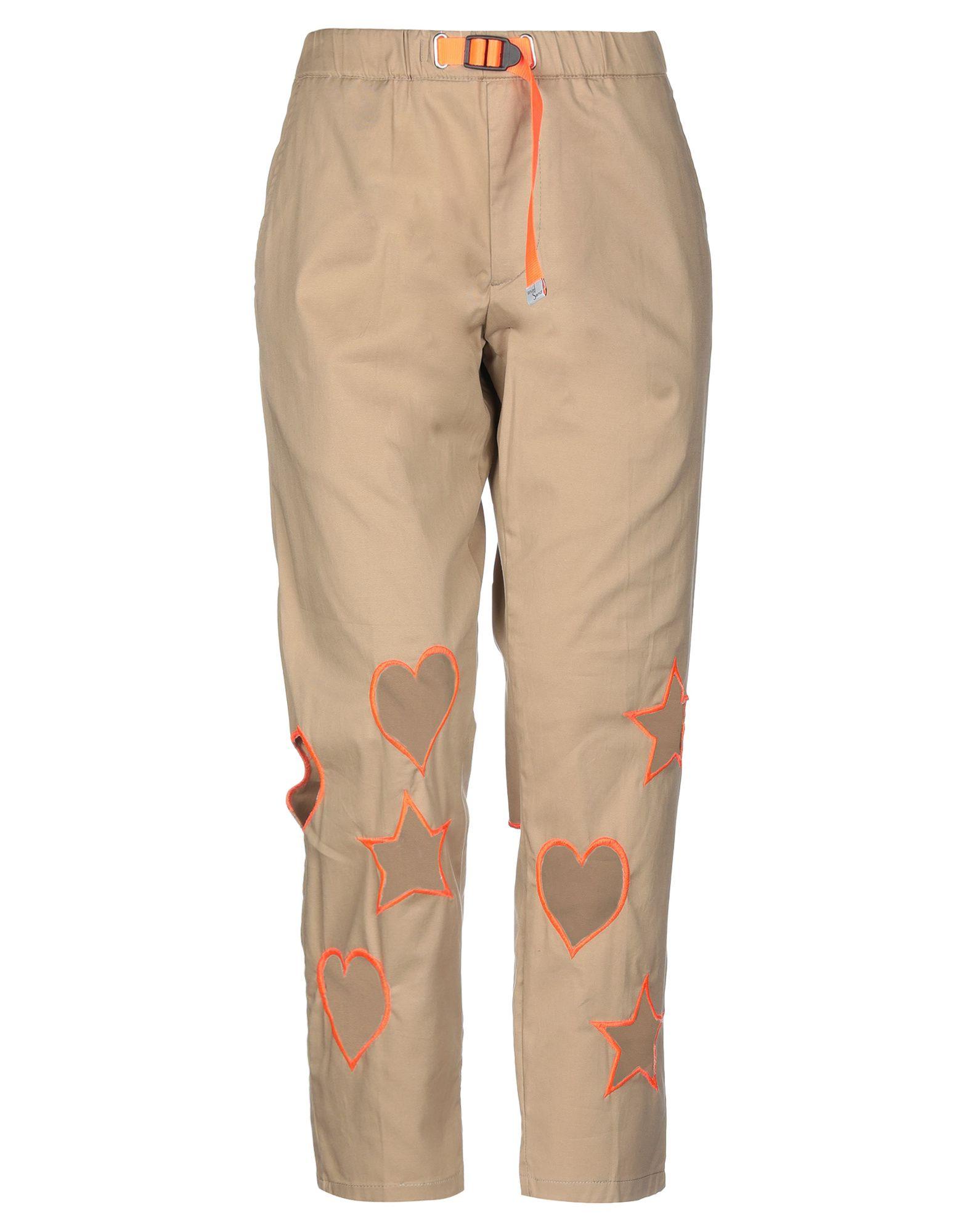 WHITE SAND 88 Повседневные брюки universal outdoor sand prevention face mask white black