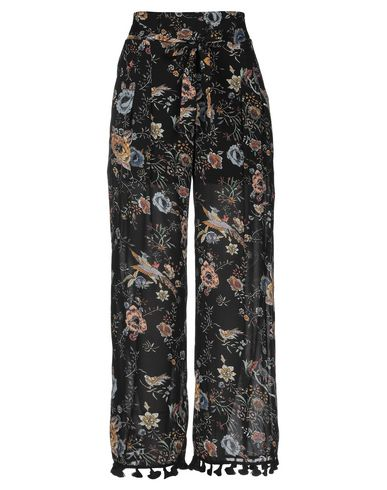 Купить Повседневные брюки от MOLLY BRACKEN черного цвета