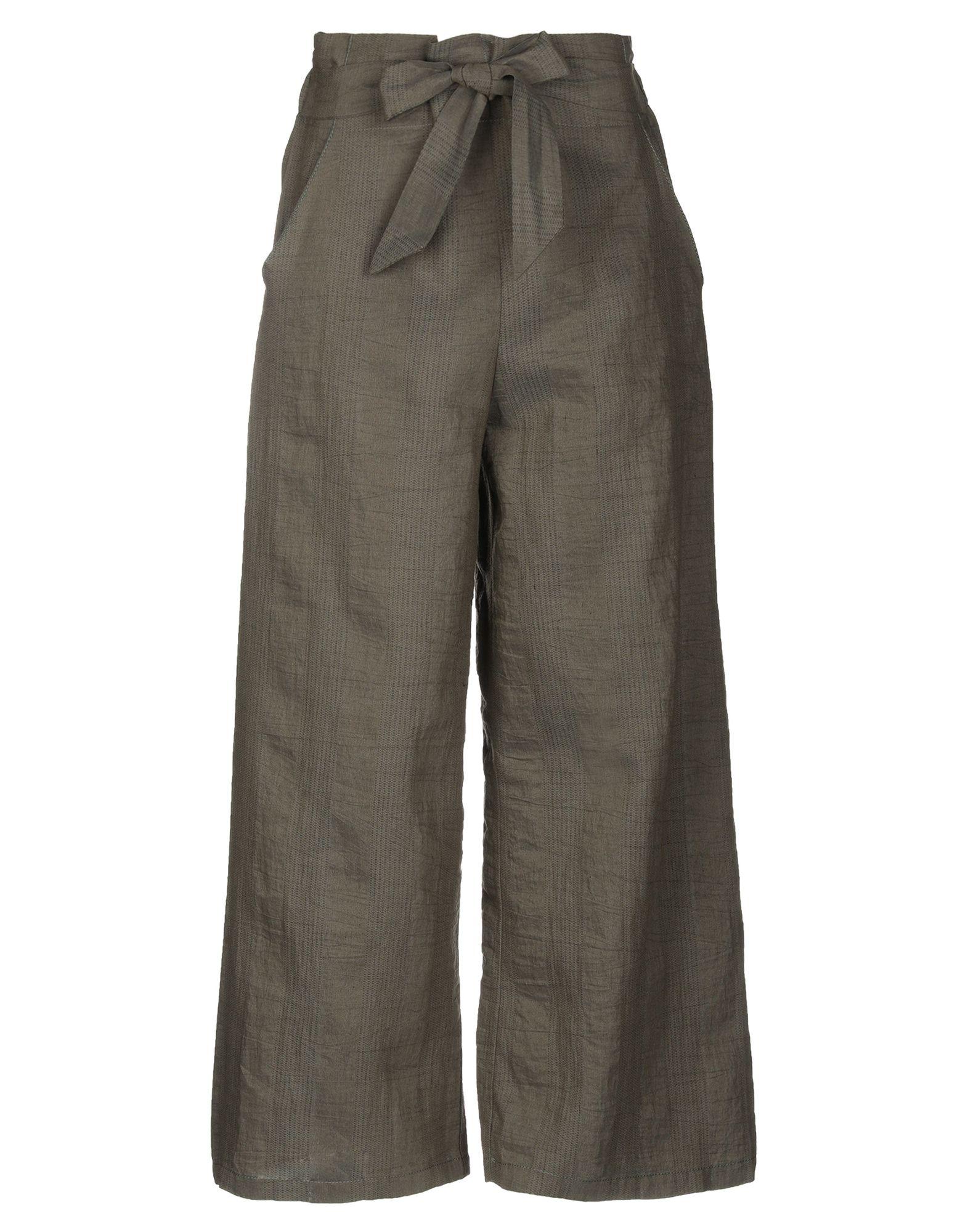 FLOOR Повседневные брюки essence повседневные брюки