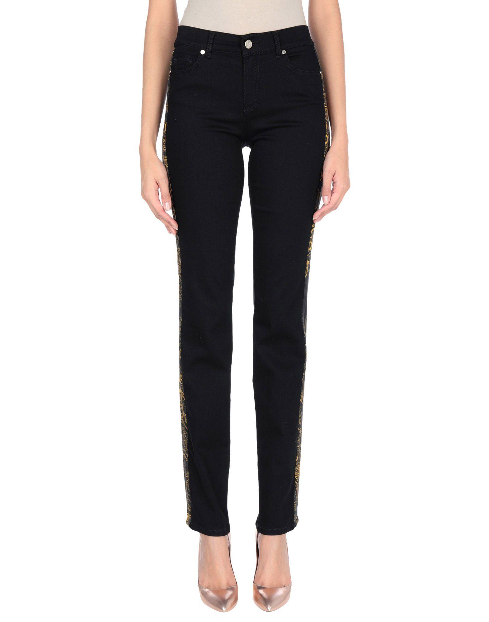 VERSACE JEANS Повседневные брюки брюки молния versace jeans couture page 12 href