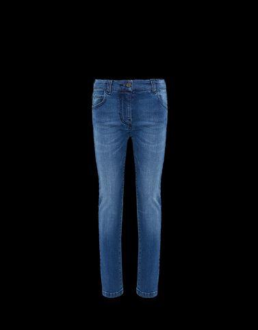 MONCLER CASUAL TROUSER - Jeans - women