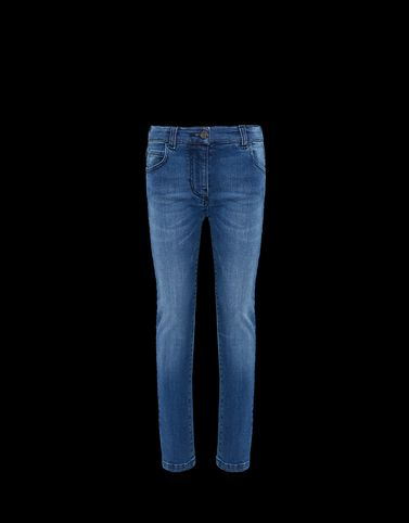 MONCLER CASUAL TROUSER - Jeans - women