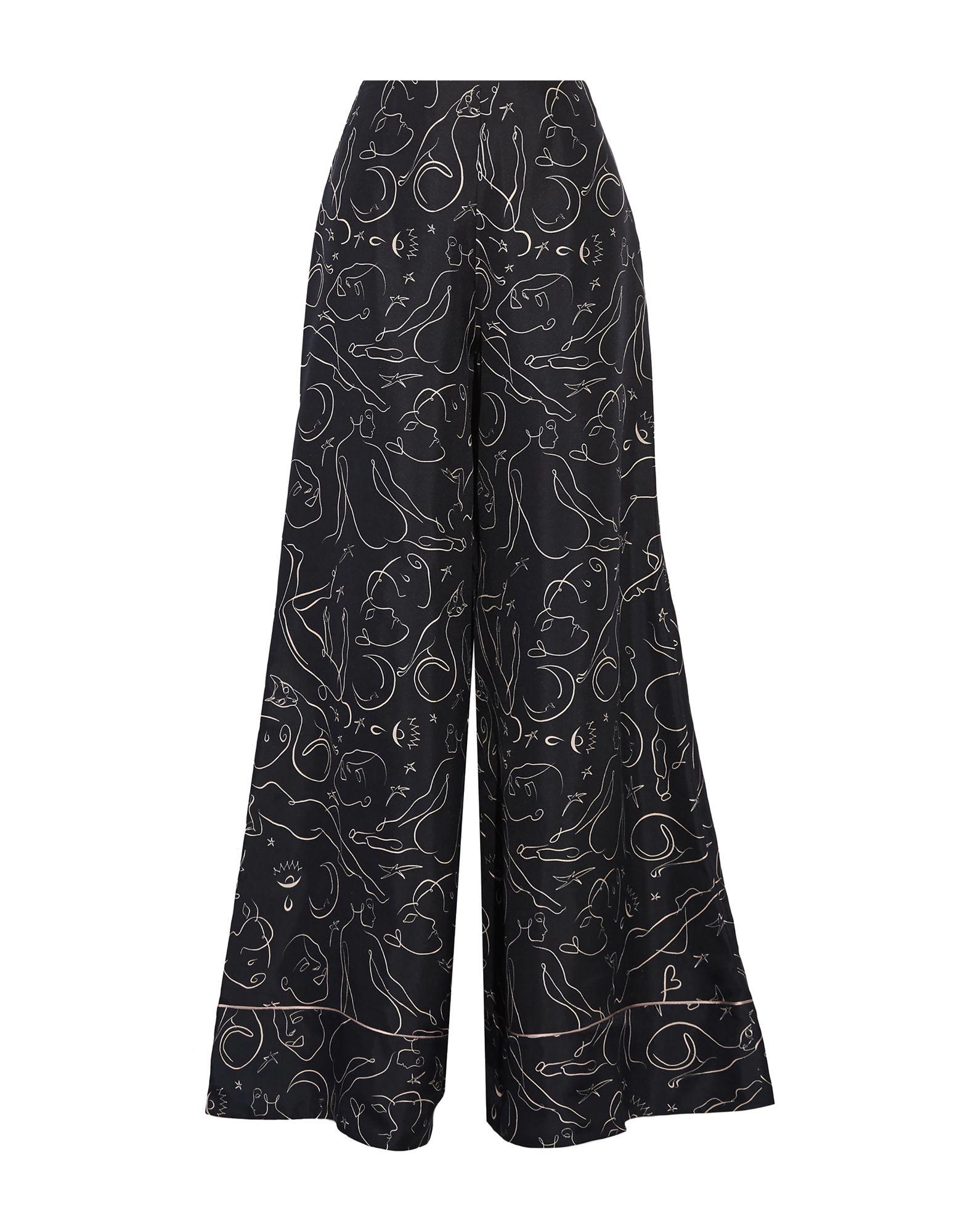 ROKSANDA Повседневные брюки цена 2017
