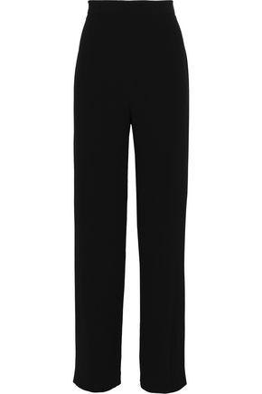BALMAIN Crepe straight-leg pants