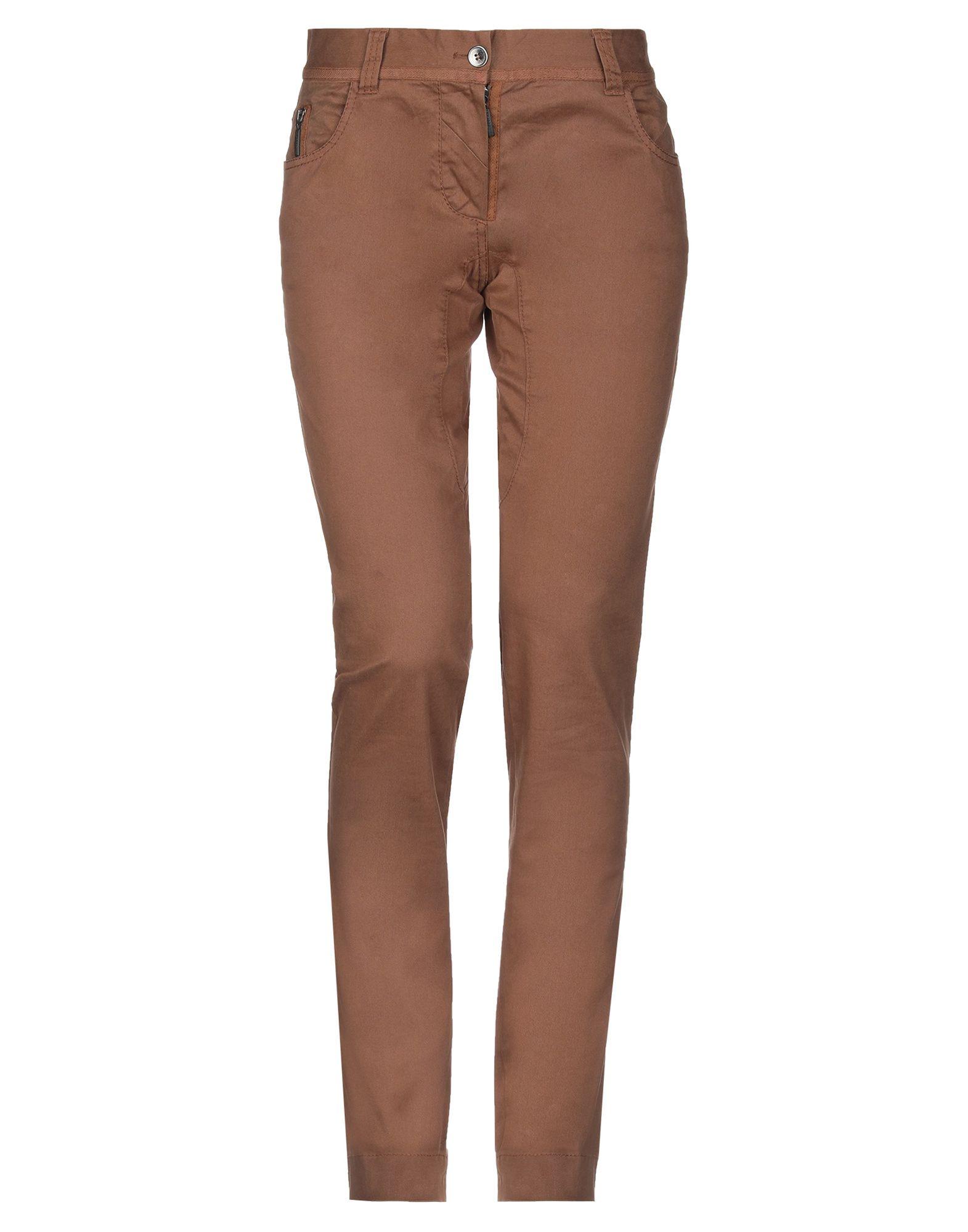 PHILOSOPHY di ALBERTA FERRETTI Повседневные брюки цена 2017