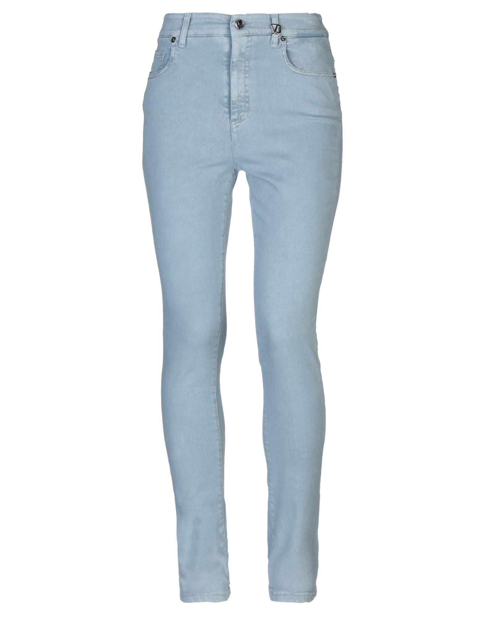 VERSACE JEANS Джинсовые брюки nobody джинсовые брюки