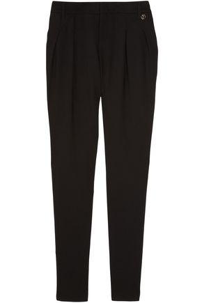 GUCCI Wool-blend twill skinny pants