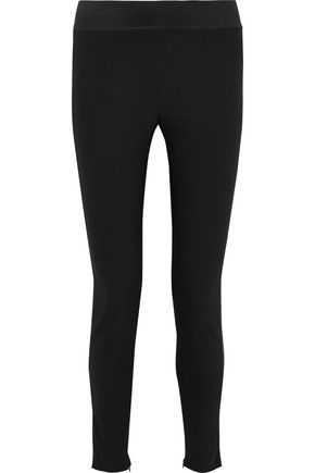 STELLA McCARTNEY Stretch-cotton skinny pants