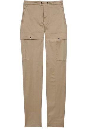 GUCCI Stretch-cotton twill skinny pants