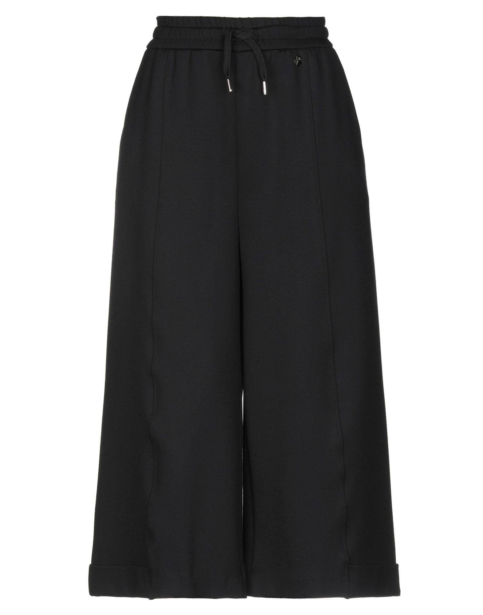 VERSACE COLLECTION Брюки-капри спортивные брюки versace брюки стрейч