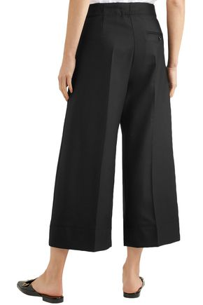 LEMAIRE Wool-twill culottes