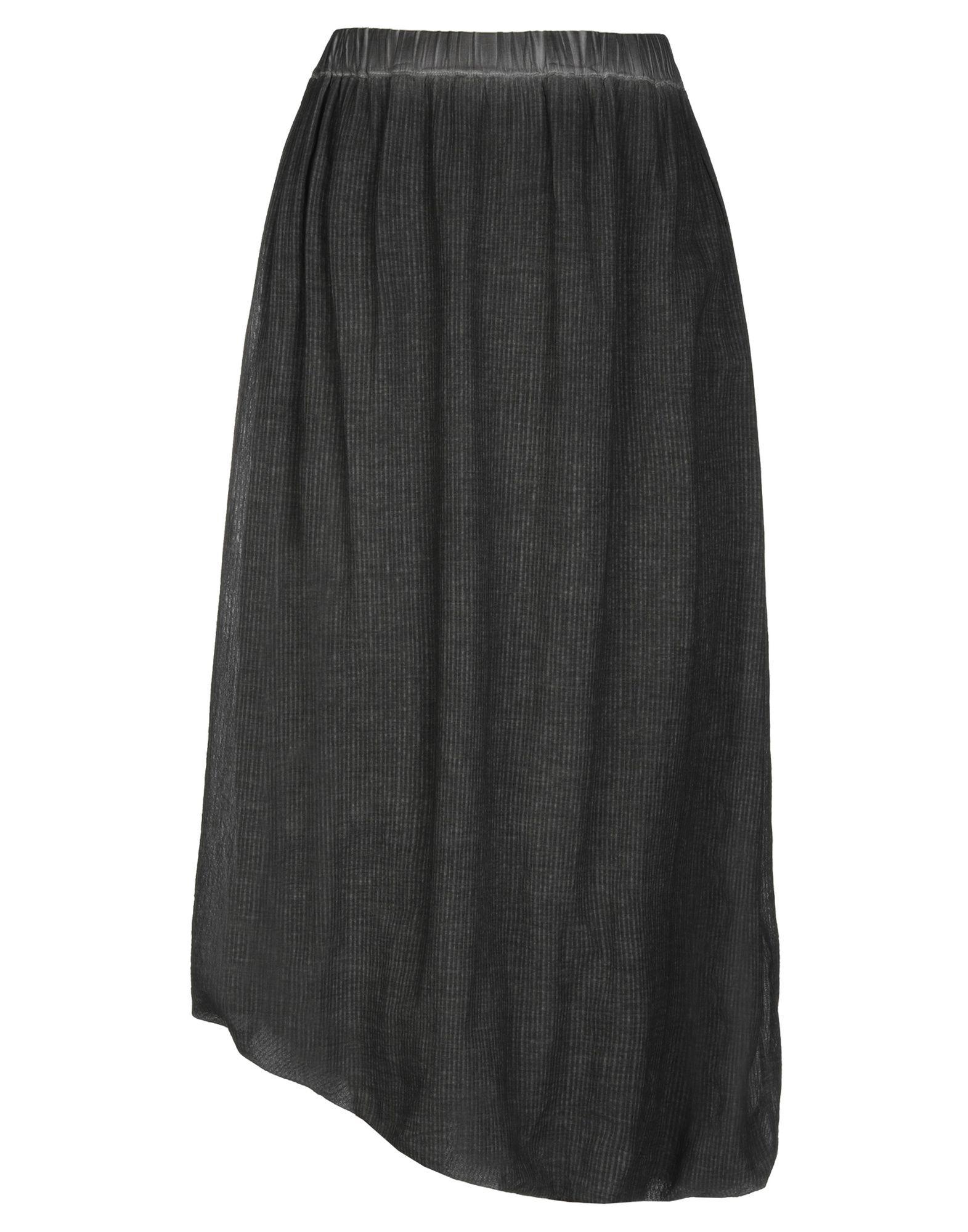 UN-NAMABLE Юбка длиной 3/4 pianurastudio юбка длиной 3 4