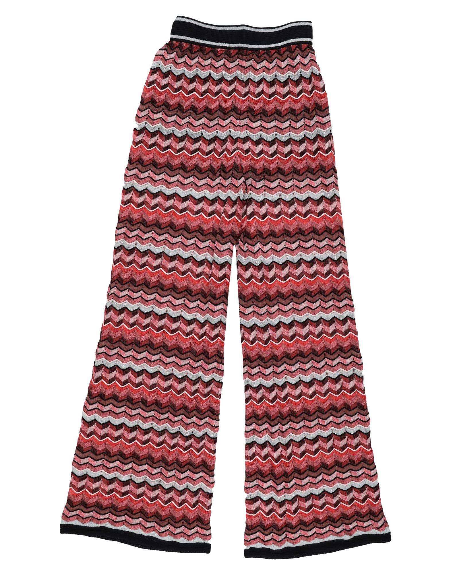 цена M MISSONI Повседневные брюки онлайн в 2017 году