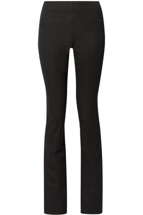 JOSEPH Lex stretch-twill bootcut pants