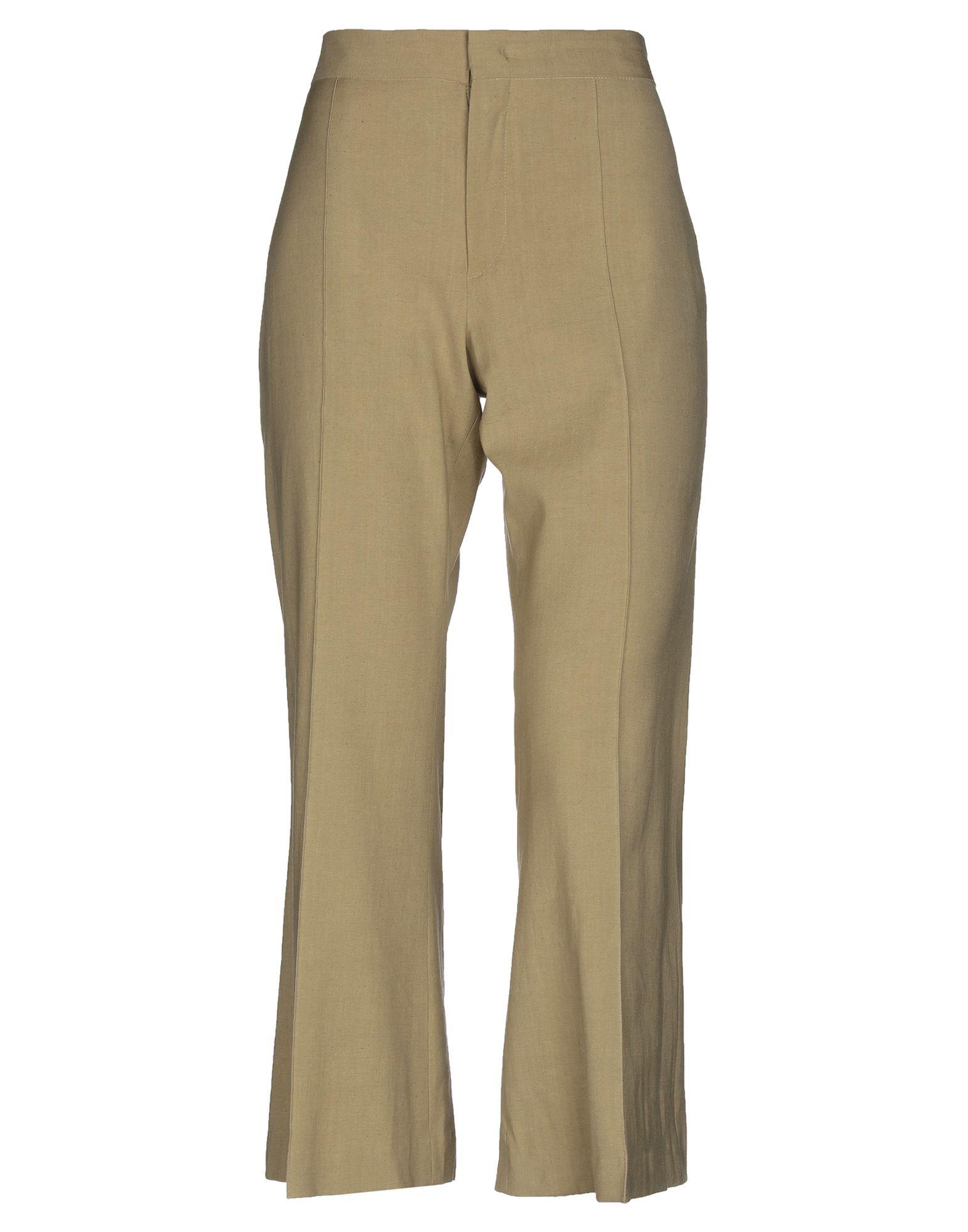 ISABEL MARANT Повседневные брюки isabel marant etoile брюки из льна