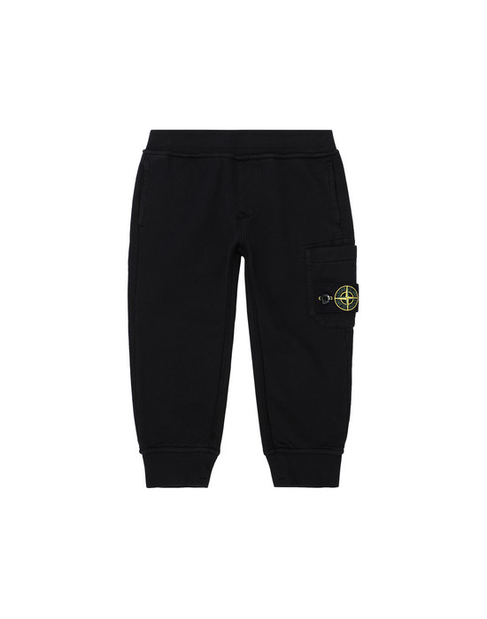 Fleece Trousers 60640 STONE ISLAND JUNIOR - 0
